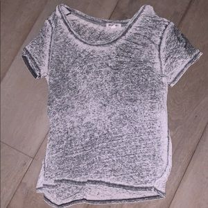 Grey washed out t shirt!